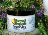 SunRise Energizing Salt Scrub (10oz)