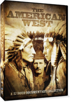 The American West (A 32 Hour Documentary Collection) 8 Disc DVD