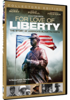 For Love Of Liberty (The Story Of America's Black Patriots) DVD