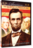 America - The Birth of Freedom 2 Disc DVD