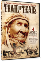 TRAIL OF TEARS (A NATIVE AMERICAN DOCUMENTARY COLLECTION) 2 Disc DVD