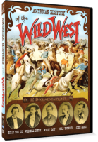 American History of the Wild West (12 Documentary Set) 2 Disc DVD