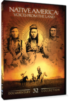Native America (Voices From The Land) 2 Disc DVD