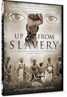 Up From Slavery (7-part documentary on the History of Slavery in America) 2 Disc DVD