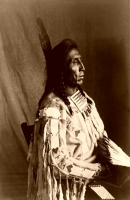 Chief Medicine Crow, 1904 11x17 Poster