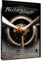 BIRTH OF FLIGHT (A History of Civil Aviation) 3 Disc DVD
