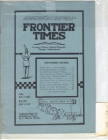 1924 - July Frontier Times (Reproduction)