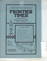 1924 - August Frontier Times (Reproduction)