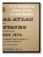 Statistical Atlas of the United States - 1870