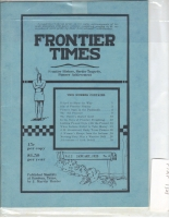 1925 - January Frontier Times (Reproduction)