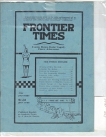 1925 - February Frontier Times (Reproduction)