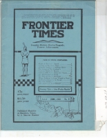 1925 - June Frontier Times (Reproduction)
