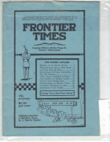 1925 - July Frontier Times (Reproduction)