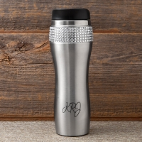 Bling Travel Tumbler (Personalized)