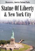 Statue of Liberty & New York City DVD
