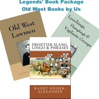 Legends' Book Package (3 books by us - Signed)