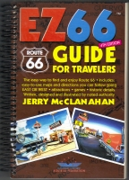 EZ66 Guide for Travelers (4th Edition)  by Jerry McClanahan