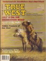 1987 - July True West