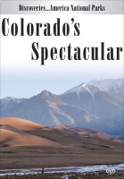 Colorado's Spectacular DVD
