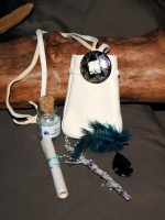 Medicine Bag With Healing Items