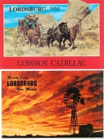 Lordsburg, NM - Set of Two Postcards