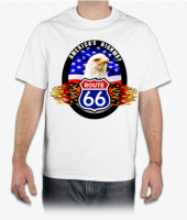 America's Highway - Route 66  T-Shirt