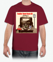 Toodlin' Down Route 66 - T-Shirt