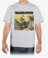 Treasure Hunter (miner) T-Shirt