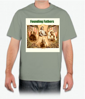 Native American - Founding Fathers T-Shirt