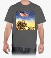 Raising The Flag T-Shirt