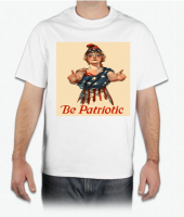 Be Patriotic T-Shirt