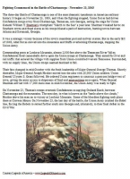 Battle of Antietam, Maryland Summary (Download)