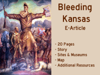 Bleeding Kansas & the Missouri Border War E-Article