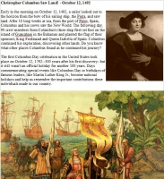 Christopher Columbus E-Article (Download)