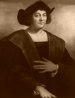 Christopher Columbus Portrait (Download)