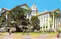 Buchanan Co Courthouse, St. Joseph, Missouri Postcard
