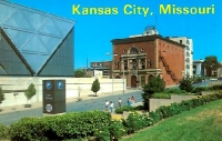 Kansas City, Missouri Convention Center Postcard