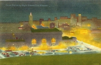 Kansas City, Missouri Union Station Postcard