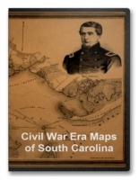 South Carolina Civil War Maps CD