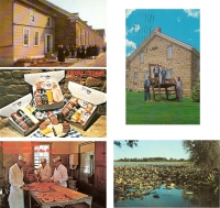 Amana Colonies, Iowa Postcards - Set of 5