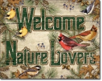 Welcome Nature Lovers