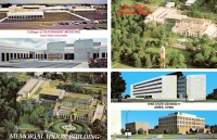 Iowa State University, Ames, Iowa Postcards - Set of 4