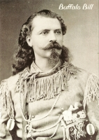 Buffalo Bill Postcard