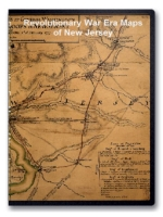 New Jersey Revolutionary War Era Maps on CD