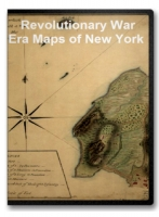 New York Revolutionary War Era Maps on CD