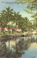 Fort Lauderdale, Florida Postcard