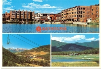 Keystone, Colorado Postcard