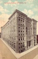 Bourse Building, Philadelphia, Pennsylvania Postcard
