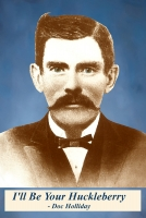 Doc Holliday Postcard