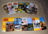 1988 - Full Year True West - 12 Issues